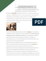 DEFINICIÓN DEINDEPENDENCIA.docx