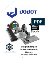 Dobot-Blockly-Workbook
