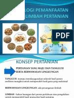 Materi Pemanfaatan Limbah Pertanian