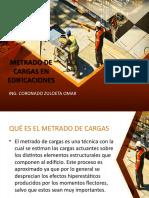 METRADO DE CARGAS unprg