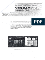 Yasnac MX1 Maintenance Manual TOE-C843-7.35D_MX1