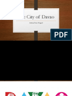 . The City of Davao  ppt