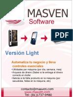 MASVEN Light RevB