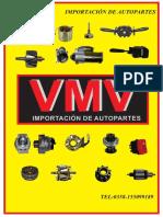 VMV catalogo
