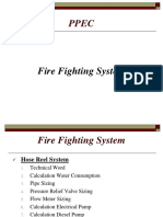 Plumbing System(Fire Fighting System)