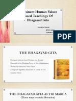 Bhagwad Gita Presentation