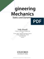 Engineering mechnics vela murali 45 pages