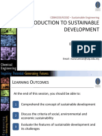 Lecture 2 - Introduction to Sustainable Development SE Jan 2020