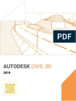 Autodesk Civil 3D 2018 Tutorial