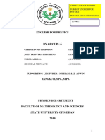 CRITICAL BOOK REPORT KEL INDAH