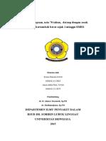 CHF Ec HHD Inship