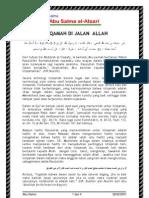 Istiqomah Dijalan Allah Maktabah Abu Salma Al Atsary