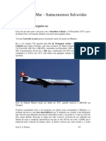Aerospatiale Caravelle ao Mar – Santacruzenses Salvavidas