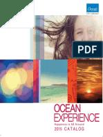 OCEAN Retail Catalog 2015-2016