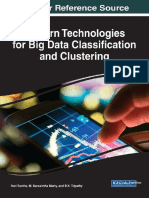 Modern Technologies for Big Data Classification and Clustering.pdf