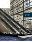 Kone Eco3000 Escalators Sf2827