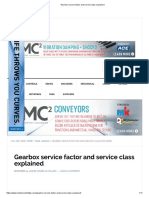 Gearbox service factor and service class explained.pdf