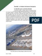 """Programa CleanSky - Aviação """"Verde"""""""