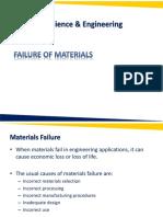 6. Failure of Materials