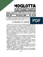 Cosmoglotta November 1928