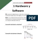 Tema 1 Hardware y