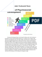 Psychosocial Development Theory