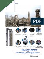 AFCO STEELS Balancing Report.pdf
