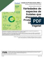 Listado Protecciones TOV 2020 1