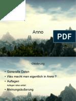 Anno Referat