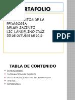PORTAFOLIO DELMY JACINTO