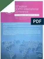 15thEditionGopioInternationalConference