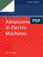 Advancements in Electric Machines.pdf