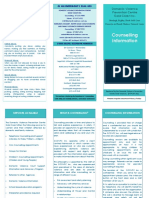 Counselling-Brochure