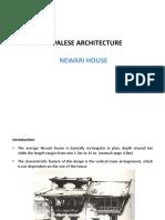 Newari house 161510121413
