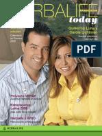 Guillermo Luna y Carola Lichtman, Revista TODAY, 2008