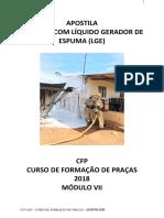 Apostila_ESPUMA_CFP 2018