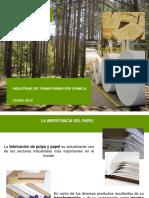 Introducción papel y Pasta Mecanica 2019