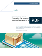 Mobile Banking in Emerging Markets