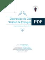 Diagnóstico de Gestión UE HLS