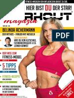 My Workout Magazin Frühling 2020