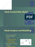 Forward Bias Model