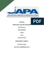 Psicologia Clinica 3-4