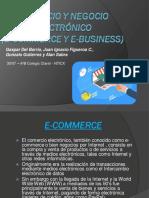 Comercio y negocio electrónico (EXAMEN ORAL) - NTICx