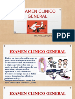 examen clinico general