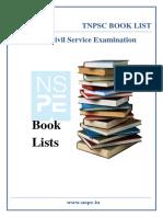 NSPE tnpsc-booklist