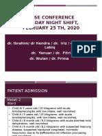 CC Tuesday Night Shift, Feb 25 th 20.pptx