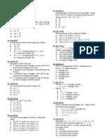e. Matematika SPMB 1