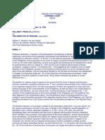 B18 Peralta v Director of Prisons, 75 Phil 285