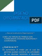 DO Y ESTRUCTURA ORGANIZACIONAL