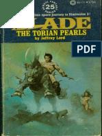 Blade 25 - The Torian Pearls - Jeffrey Lord.epub